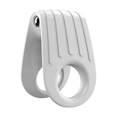 3000010176 OVO B12 VIBRATING RING WHITE ANELLO BIANCO VIBRANTE DESIGN